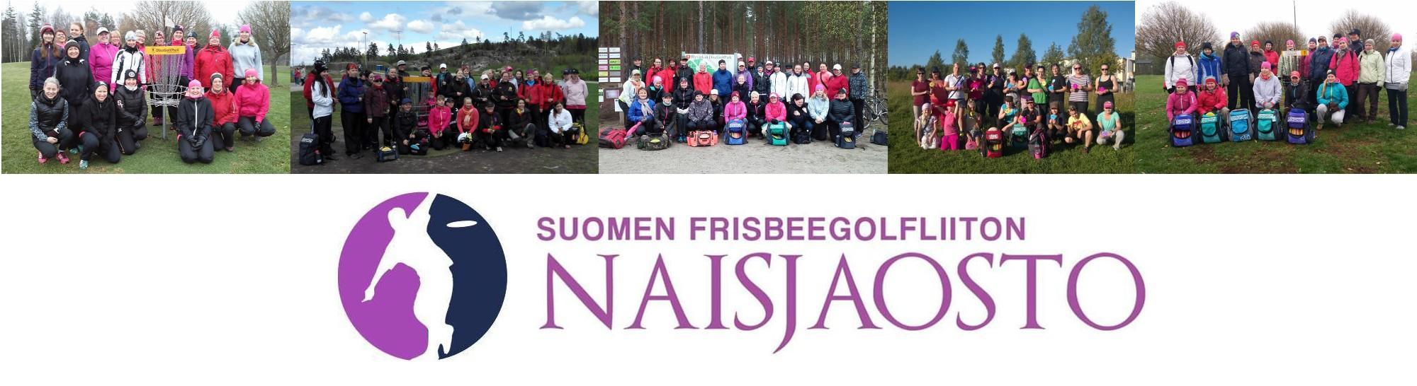 Suomen frisbeegolfliiton naisjaosto